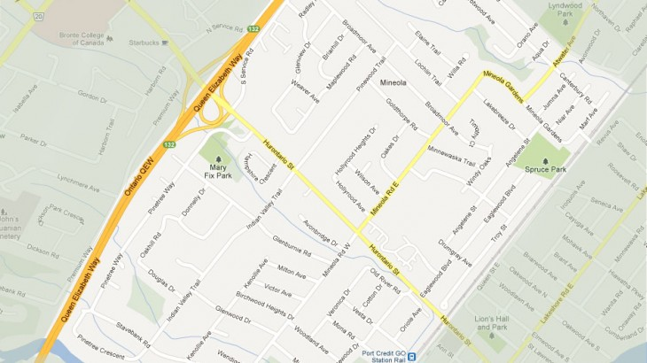 CRA Map