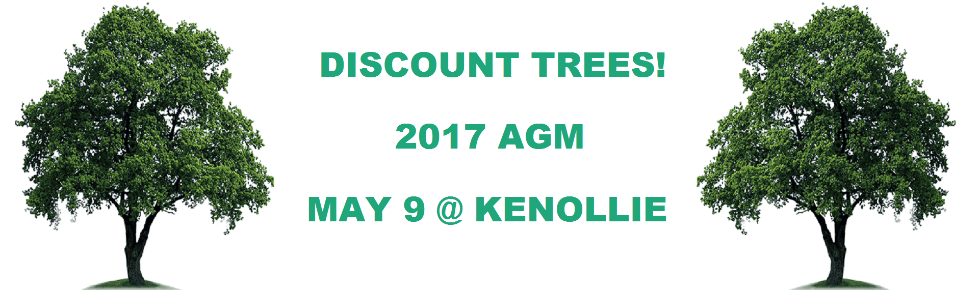 2017 AGM Trees