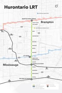 LRT updated stops